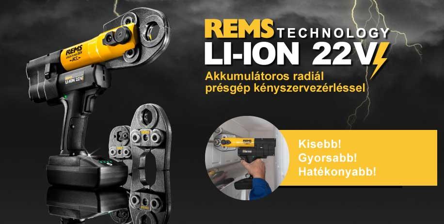 rems minipress